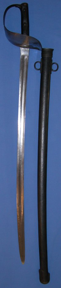 1899 British Cavalry Trooper's Sabre
