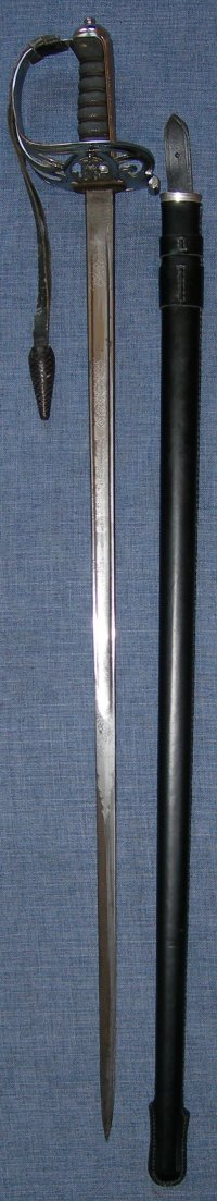 George 5th Rifle Regiment Officer's Sword by Wilkinson