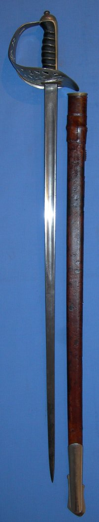 1897 Pattern George 5th Infantry NCO's / Sergeant's Sword