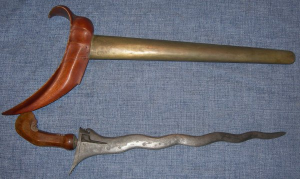 High quality Indonesian / Javanese Solo Ladrang Keris, Sold