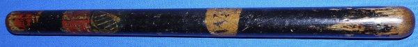 18C George III/IV British Police Truncheon by Walcot