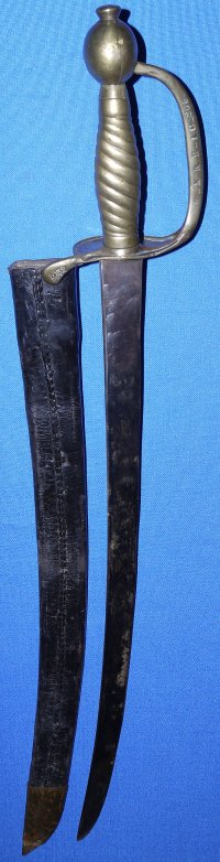 1715 Model Potsdam Prussian / Brandenburg Infantry Sword