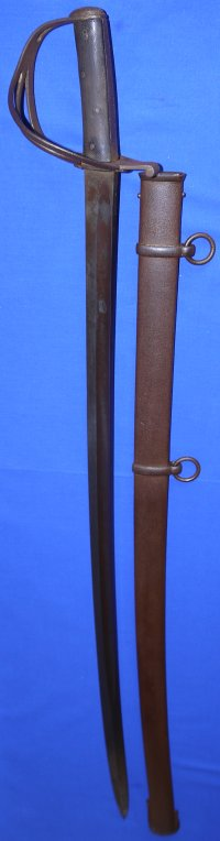 1853P Enfield made British Cavalry Trooper's Sword & Scabbard