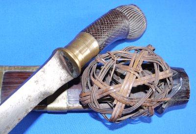 19th / 20th Century Nias Sumatran Balato Sword