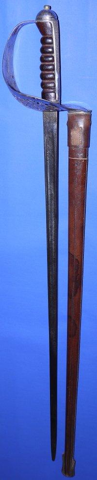 WW2 British Inniskilling Fusiliers Officers Wilkinson Sword
