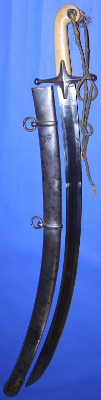 Mameluke Sabre of William Russell of the 7th Hussars, Sold