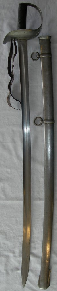 British 1864 Pattern Cavalry Trooper's Sword