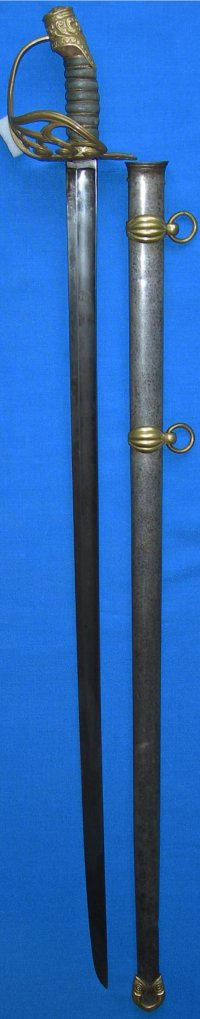 Victorian 1830-1834 Pattern Royal Horse Guards Officer's Sword, Hawkes & Co