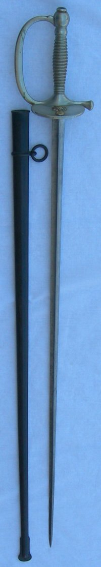 French Model 1887 Grenadier Officer's Sword