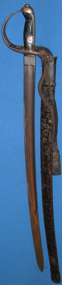 Austrian 1861M Cavalry Sabre by Ohligs