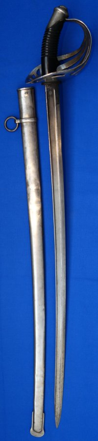 French Chatellerault Chilean Cavalry Sabre