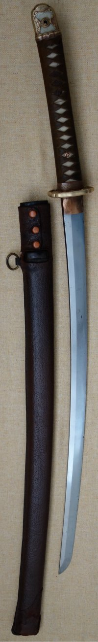 WW2 Japanese Army Officer's Shin Gunto