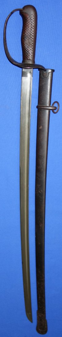WW2 Japanese Army / Kempei (Military Police) NCO's Sword