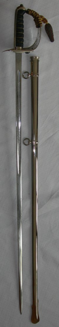 1897 Pattern Northumberland Fusilers Officer's Sword
