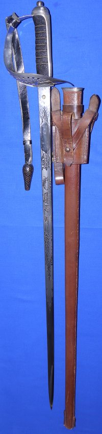 WW2 British Infantry Officers Sword