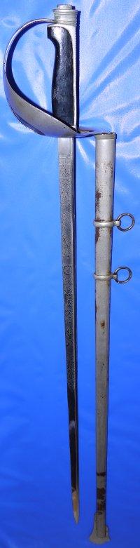 WW1 M1871/1909 Italian Grenadier Officer's Sword