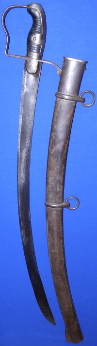 M1811 Napoleonic 10th (Magdeburg) Hussars Blucher / Sabre