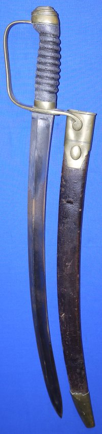 Victorian British Constabulary / Police Officer's Sword