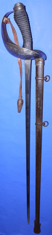 1912P British South African Cavalry Officer's Wilkinson Sword