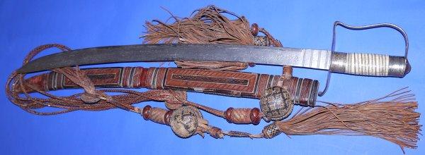 19C / 20C Mandinka (Manding) Commanders Sword