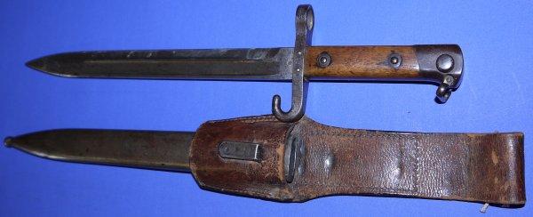 WW1 Austrian NCO M1895 / M95 Bayonet, Sold