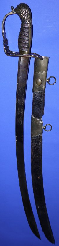 1803 Pattern British Infantry Rifle Officer's Sword / Sabre
