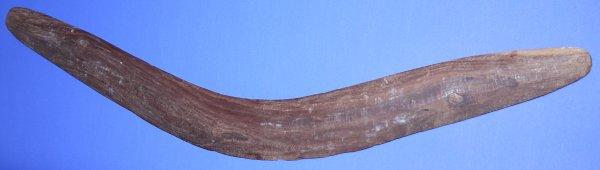 18C / 19C Australian Kimberley Warfare Boomerang
