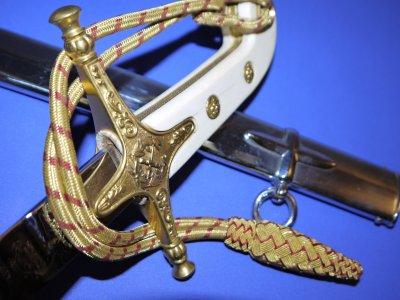 ERII British Army General's Mameluke by Wilkinson Sword