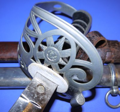 Victorian Scots Guards Officer's Wilkinson Sword