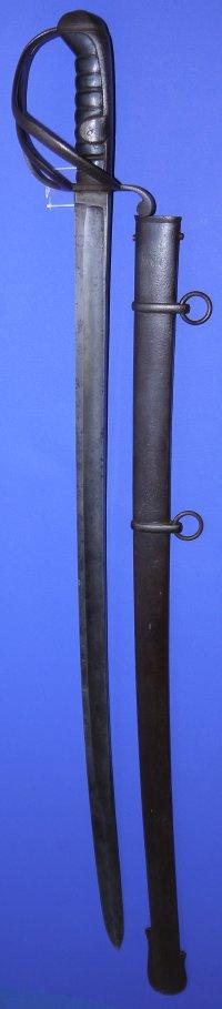 1821P British Light Cavalry Trooper's Sabre / Sword