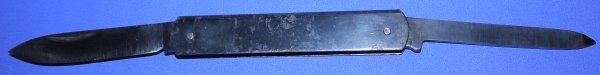 WW2 British RAF / SOE Survival Folding Clasp Knife