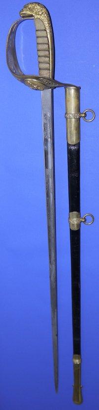 1920 British RAF Officer's Wilkinson Sword