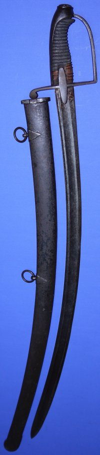 1788P British Light Cavalry Sabre / Sword by Woolley & Co