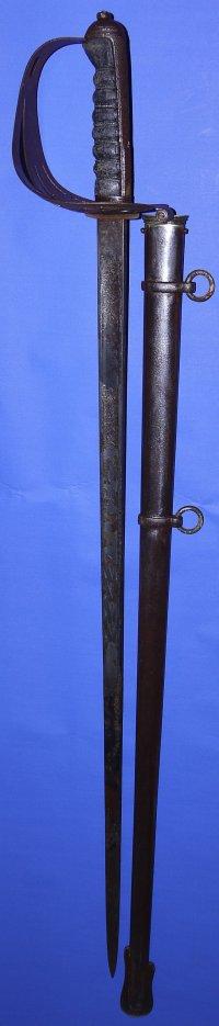 George V / WW1 Welsh Guards Officer's Sword, Sold