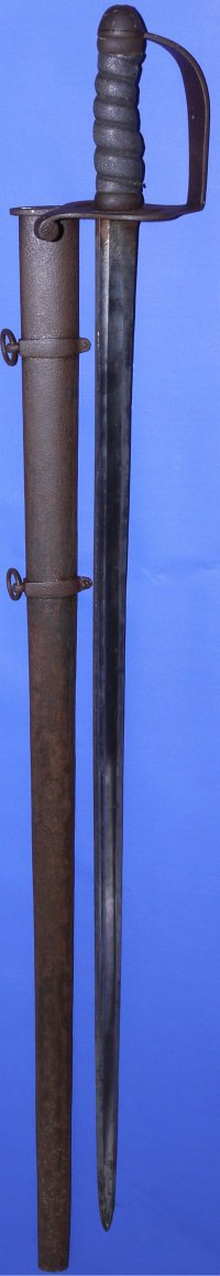 Gill Prototype 1796P British Heavy Cavalry Trooper's Sword