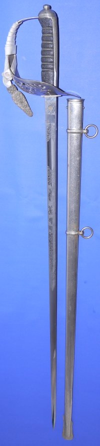 George V / WW1 era British Infantry Officer's Sword, Sold