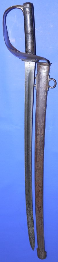 1899 Pattern Boer War 12th Lancers Trooper's Sword