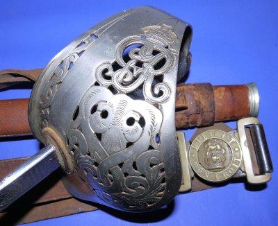 WW1 British Army Officer's Wilkinson Sword