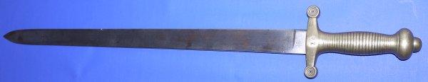 Victorian British Land Transport Corps Drivers Gladius Swords