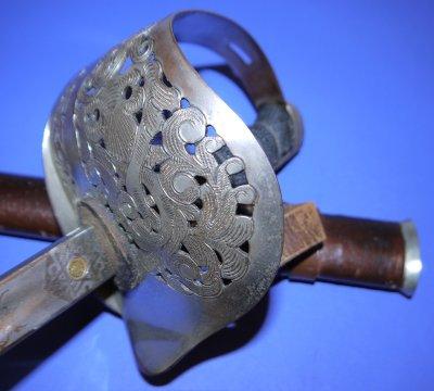 British George V / WW1 Infantry Officer's Sword