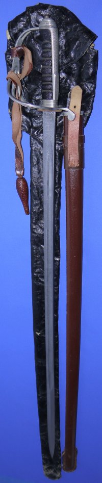 ERII British Royal Artillery Officer's Wilkinson Sword